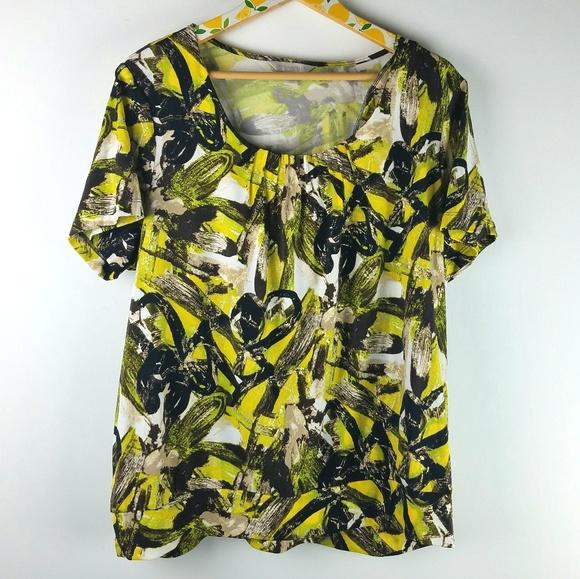 cf260f7f84f4c Laura Ashley Tops - Laura Ashley 2X Shirt